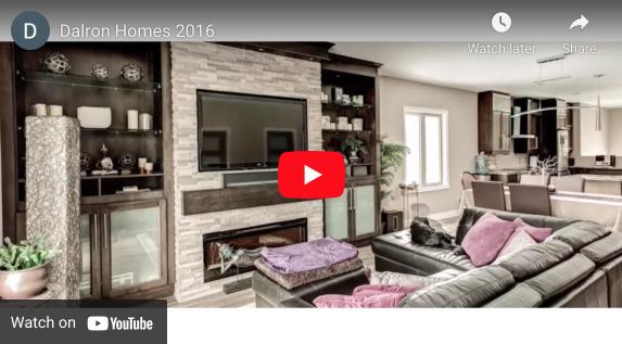 Dalron Homes wins prestigious award!