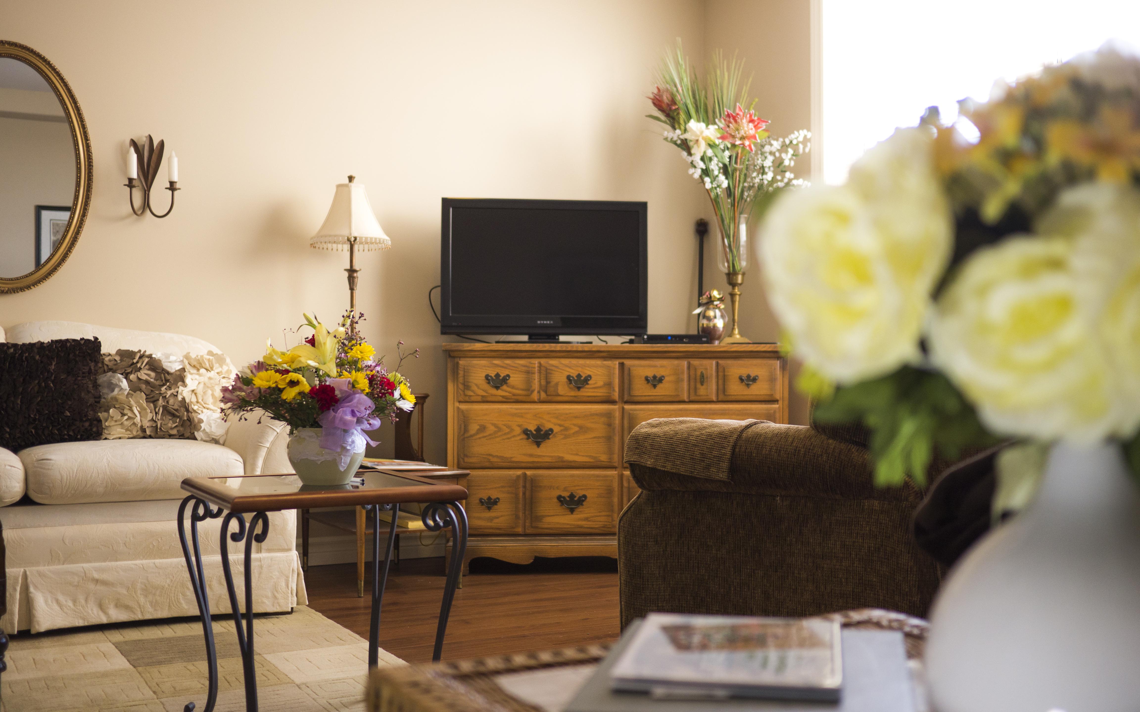 1 Bed Suite - Red Oak Villa
